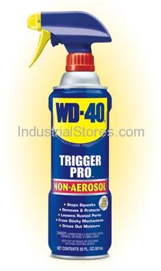 WD-40 110184 20Oz Trigger Pro 12Pk [30 Cases]