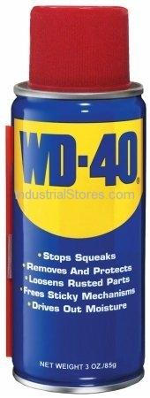 WD-40 110102 3Oz Clip strip 24Pk [30 Cases]