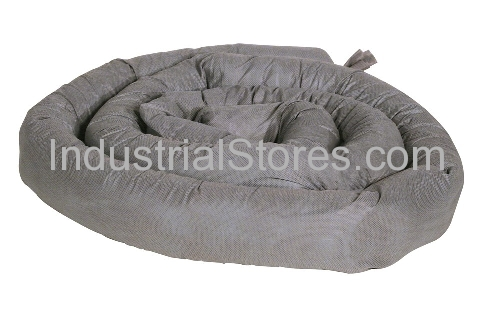 Sellars 22917 Gray Sorbent General Purpose 12 Absorbent Sock (10/Case)