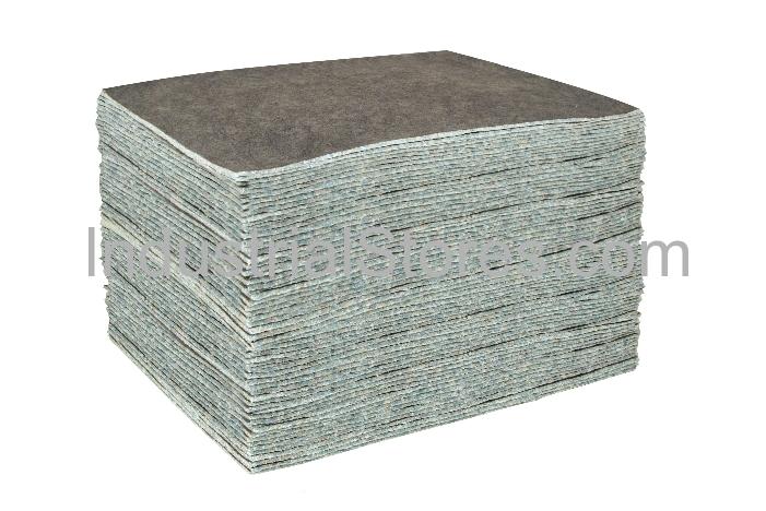 Sellars 23300 LightDuty Gray Sorbent General Purpose Pad (100/Case)