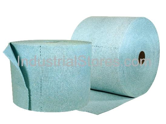 Sellars 23460 EconoDuty Gray Sorbent General Purpose Split Roll (2/Case)