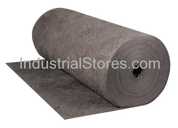 Sellars 24144 Gray Sorbent Universal Poly Roll [38 X144]