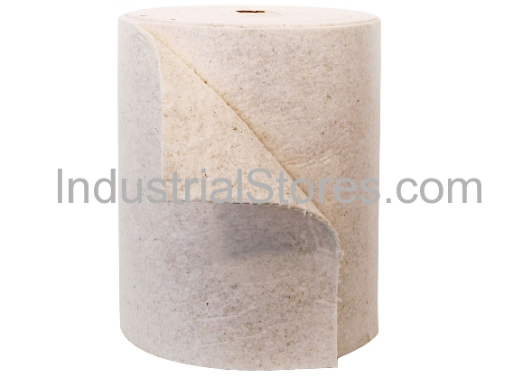 Sellars 82851 HeavyDuty White Sorbent Roll (Oil Only) (1/Case)
