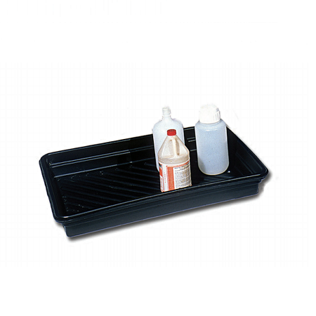 "Sellars 91034 Black Utility Tray 24"" x 36"""