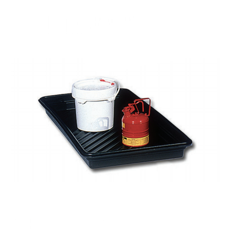 "Sellars 91032 Black Utility Tray 24"" X 48"""