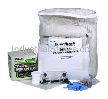 Sellars 99015 Truck Oil Only Spill Kit