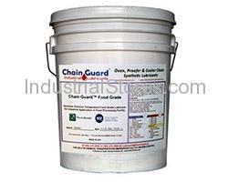 Chain Guard CG-FS-HY-46-H1 Synthetic Food Grade Hydraulic Lubricant (5 Gallon Pail)
