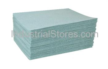 Sellars 23400 EconoDuty Gray Sorbent General Purpose Pad (100/Case)