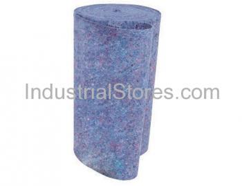 Sellars 27036 Gray Sorbent Rag Rug Roll [36 x150]