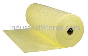 Sellars 53150 Yellow Sorbent Universal Poly Roll [38 X144 ]