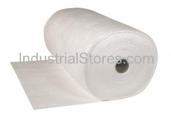Sellars 82005 White Sorbent OilOnly Poly Roll [38 X144]