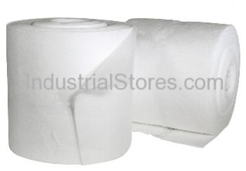 Sellars 82180 White Sorbent OilOnly Static Resistant Split Roll [15 X150] (2/Bag)