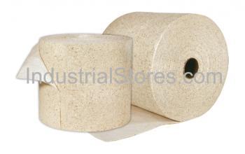 Sellars 83360 LightDuty White Sorbent Split Roll (Oil Only) (2/Case)