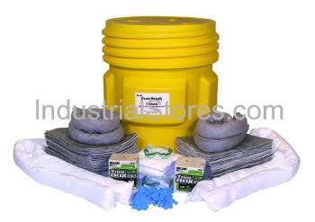 Sellars 99040 65Gallon Overpack General Purpose Spill Kit