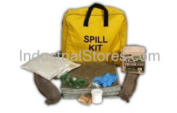 Sellars 99110 General Purpose Yellow Canvas Bag Spill Kit