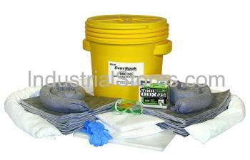 Sellars 99020 20Gallon Drum General Purpose Spill Kit