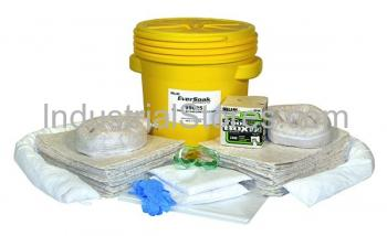 Sellars 99025 20Gallon Drum Oil Only Spill Kit