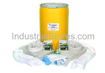 Sellars 99035 55Gallon Drum Oil Only Spill Kit