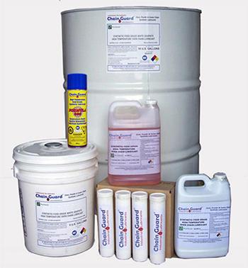 Chain Guard CG-FSG-220-H1 Food Grade Graphite Lubricant (5 Gallon Pail)