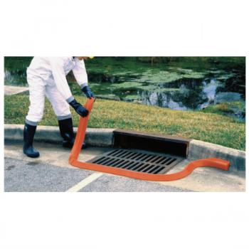 "Sellars 92100 Orange Spill Berm 10' x 4"""