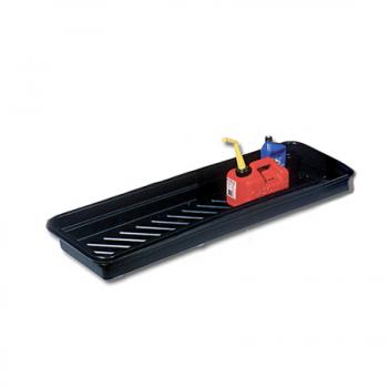 "Sellars 91031 Black Utility Tray 12"" X 48"""