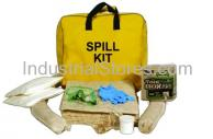 Sellars 99115 Oil Only Yellow Canvas Bag Spill Kit