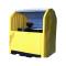 Sellars 99636 4-Drum Model Hard Top No Drain